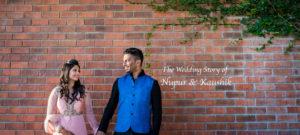 Nupur Kaushik Wedding at Temple Tree Leisure Bangalore