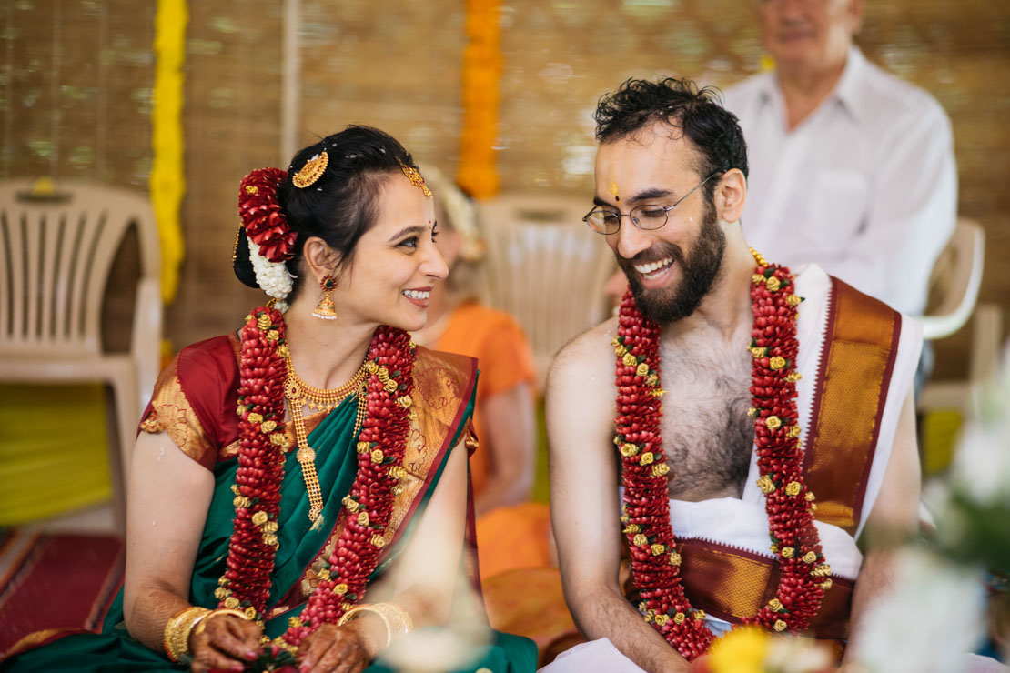 Art of Living Ashram Wedding